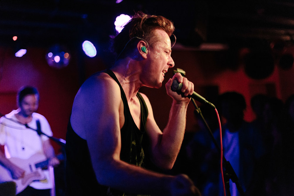 The Wild Wild opening for Savoir Adore at DC9 in Washington, DC on 8/11/16 (Photo by Mauricio Castro / @themauricio)