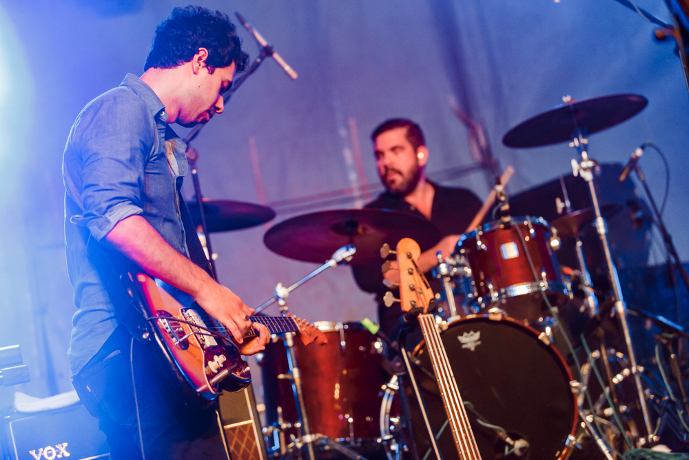 Wolf Parade at the Hopscotch Music Festival in Raleigh, NC, 9/8/2016 (photo by Matt Condon / @arcane93)