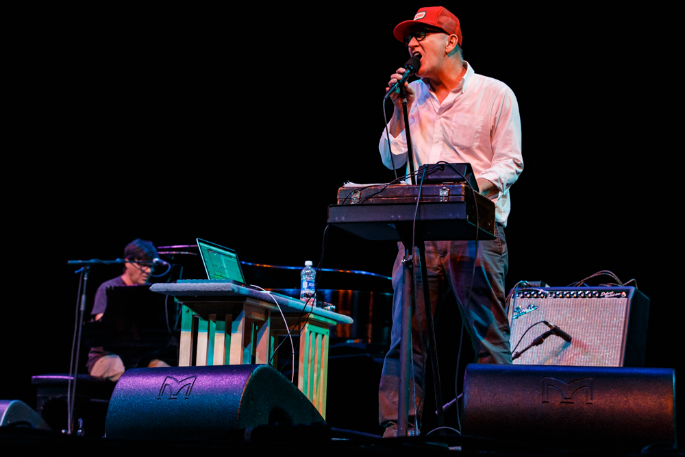 Lambchop at the Hopscotch Music Festival in Raleigh, NC, 9/8/2016 (photo by Matt Condon / @arcane93)
