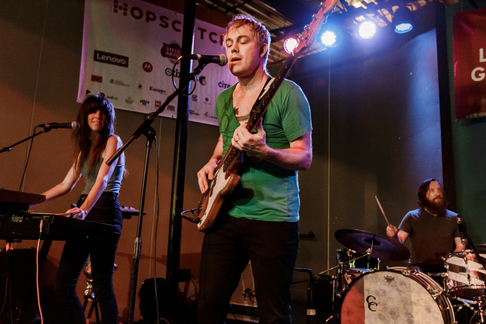 Birds of Avalon at the Hopscotch Music Festival in Raleigh, NC, 9/10/2016 (photo by Matt Condon / @arcane93)