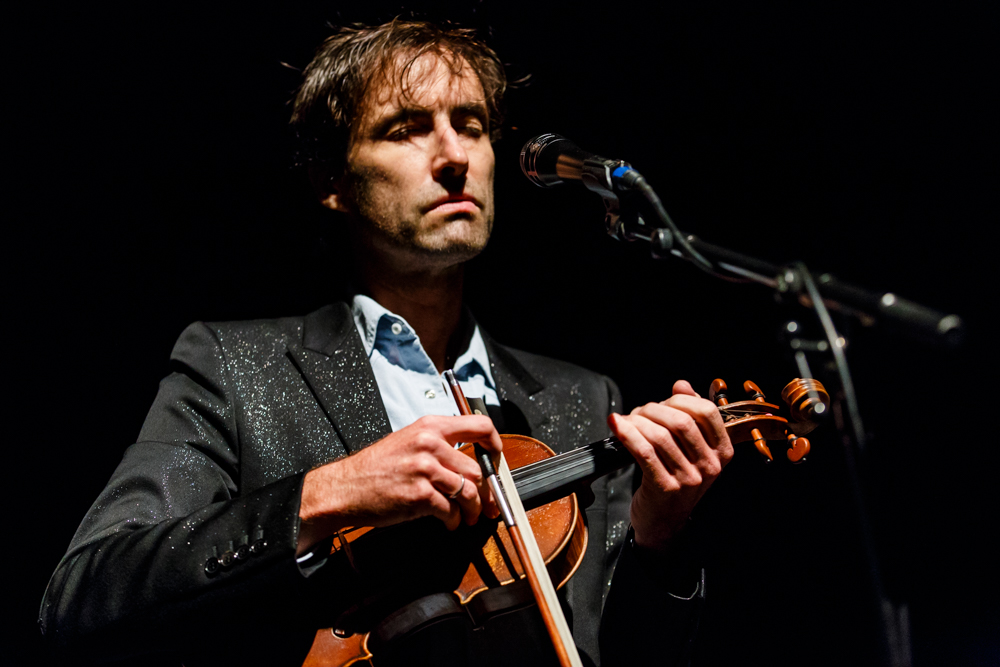 Andrew Bird at the Hopscotch Music Festival in Raleigh, NC, 9/10/2016 (photo by Matt Condon / @arcane93)