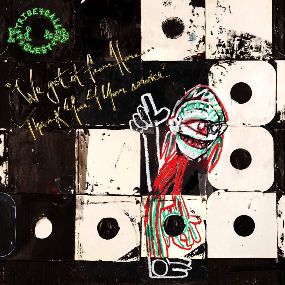 We Got It From Here... Thank You 4 Your Service A Tribe Called Quest Kevin: Buy It Marcus Moore: Buy It Chad Clark: Buy It Ian Taronji: Buy It   LINKS Official Site Facebook Twitter Instagram LISTEN ON Spotify Apple Music