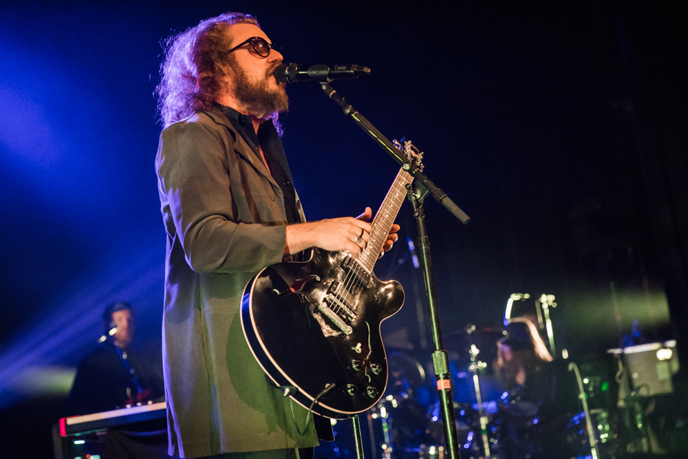 Jim James at the Warner Theatre in Washington, DC - 11/19/2016 (photo by Matt Condon / @arcane93)