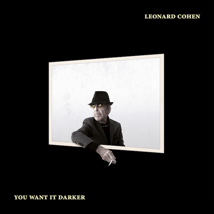 You Want It Darker   Leonard Cohen  Spotify  |  Apple Music   Recorded at his kitchen table as he gradually succumbed to cancer, Cohen meditates on love, spirituality, and regret.  The result is a profound and haunting album befitting the rest of Cohen's canon. - Patrick