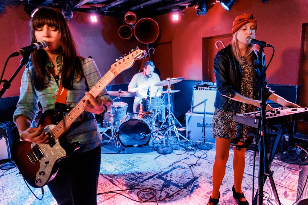Moving Panoramas performing at DC9 in Washington, DC - 12/11/2016 (photo by Matt Condon / @arcane93)