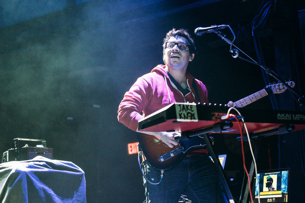 Bipolar Sunshine at 9:30 Club (Photo by Mauricio Castro /  @themauricio )