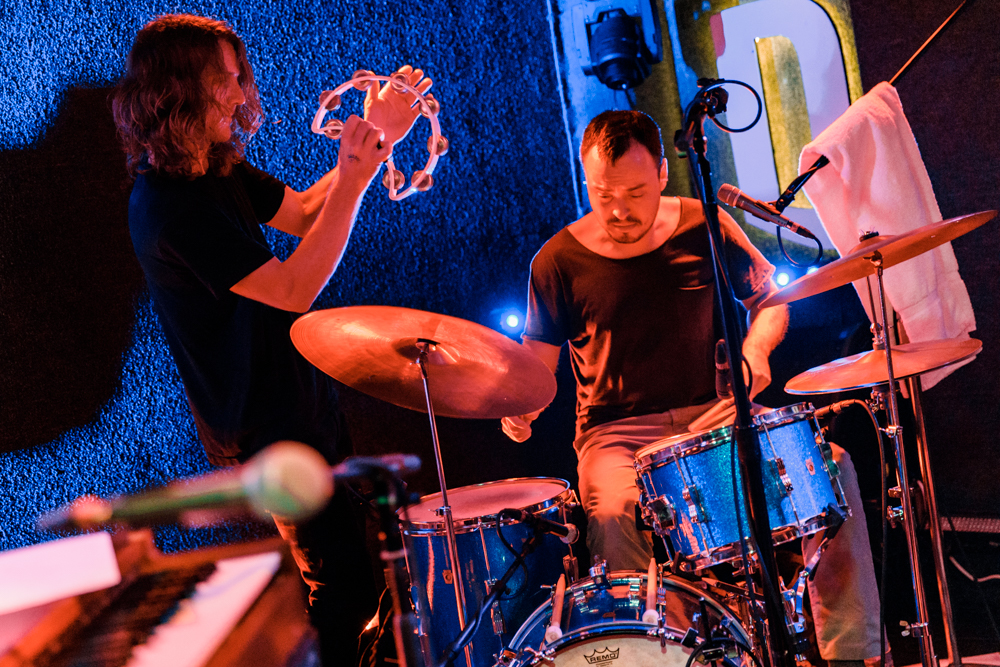 Dungen performing at DC9 in Washington, DC - 3/17/2017