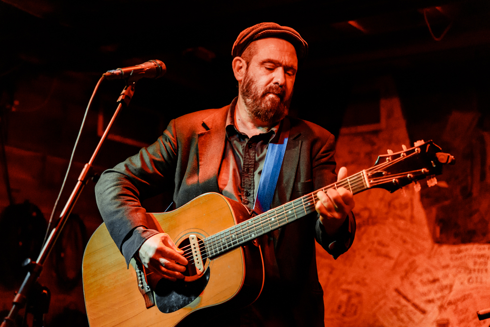 Mark Eitzel performing at Hill Country in Washington, DC on April 7th, 2017 (photo by Matt Condon /  @arcane93 )