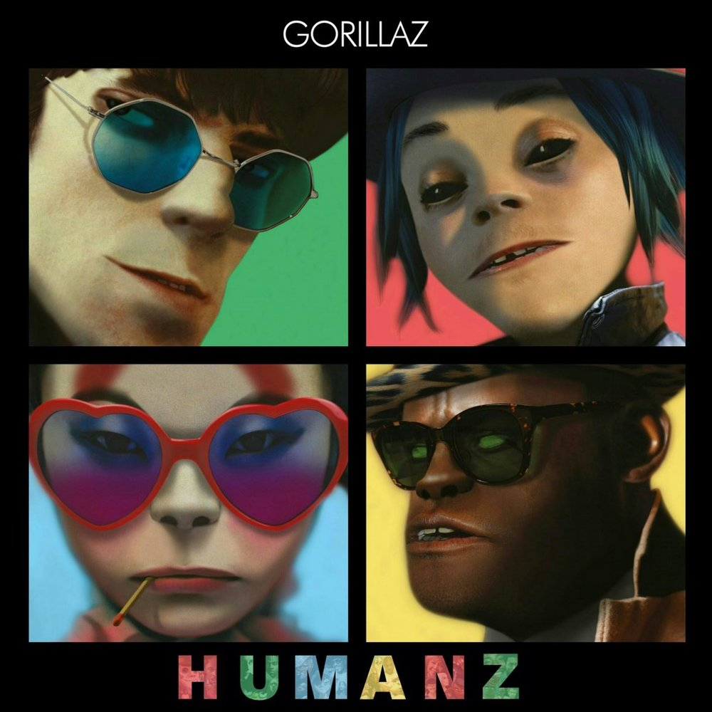 Humanz Gorillaz Kevin: Buy It Marcus: Try It LINKS Official Site Facebook Twitter Instagram   LISTEN ON Spotify Apple Music