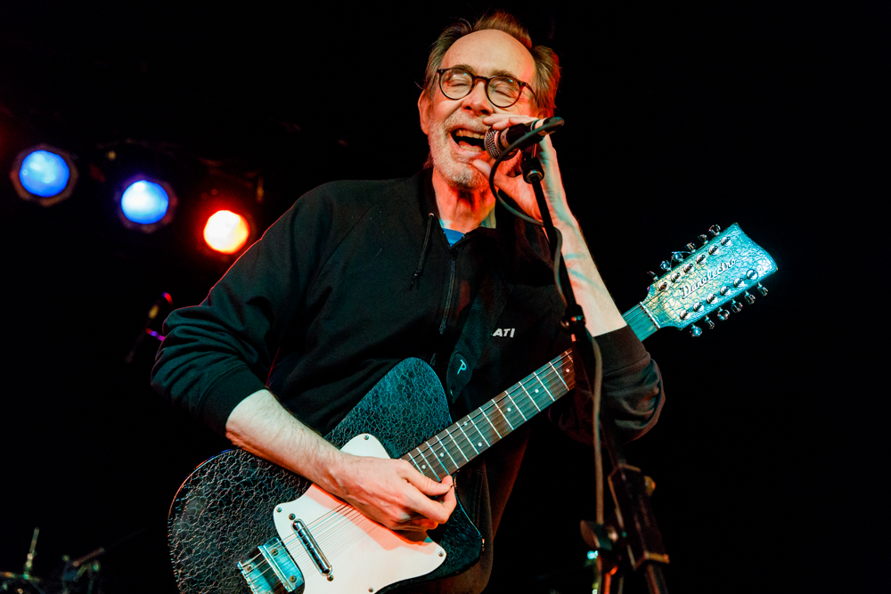 Arto Lindsay performing at the Black Cat in Washington, DC on April 29th, 2017 (photo by Matt Condon /  @arcane93 )