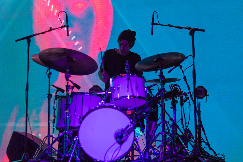 Tycho @ Echostage (Photo by Mauricio Castro /  @themauricio )