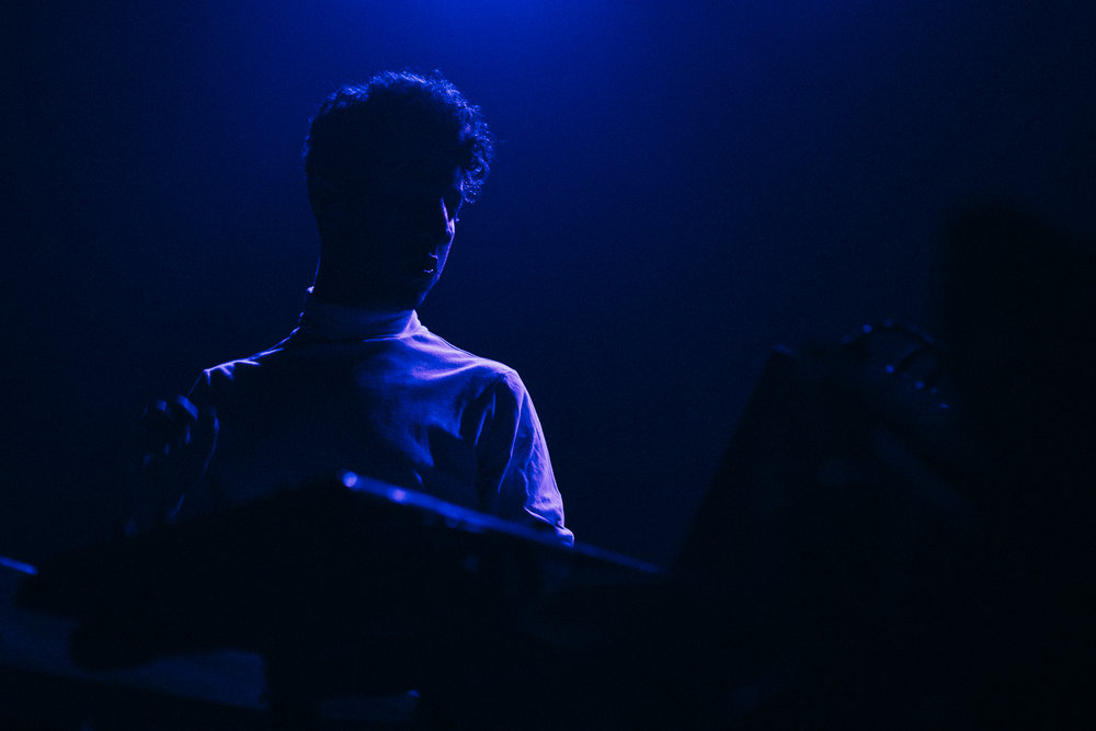 Chrome Sparks @ 9:30 Club (Photo by Mauricio Castro /  @themauricio )