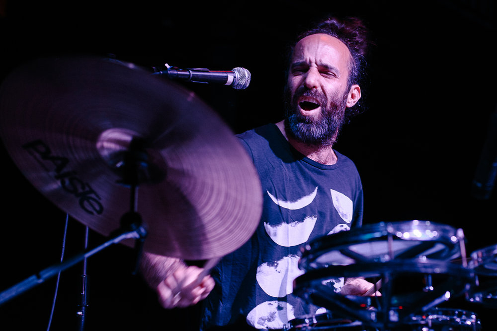 Balkan Beat Box's Tamir Muskat. (Photo by Mauricio Castro /  @themauricio )
