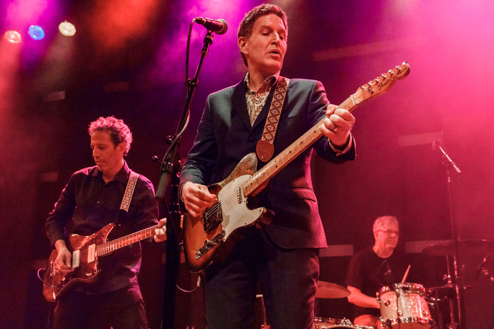 The Dream Syndicate performing at World Cafe Live in Philadelphia, PA on May 20th, 2017 (photo by Matt Condon /  @arcane93 )