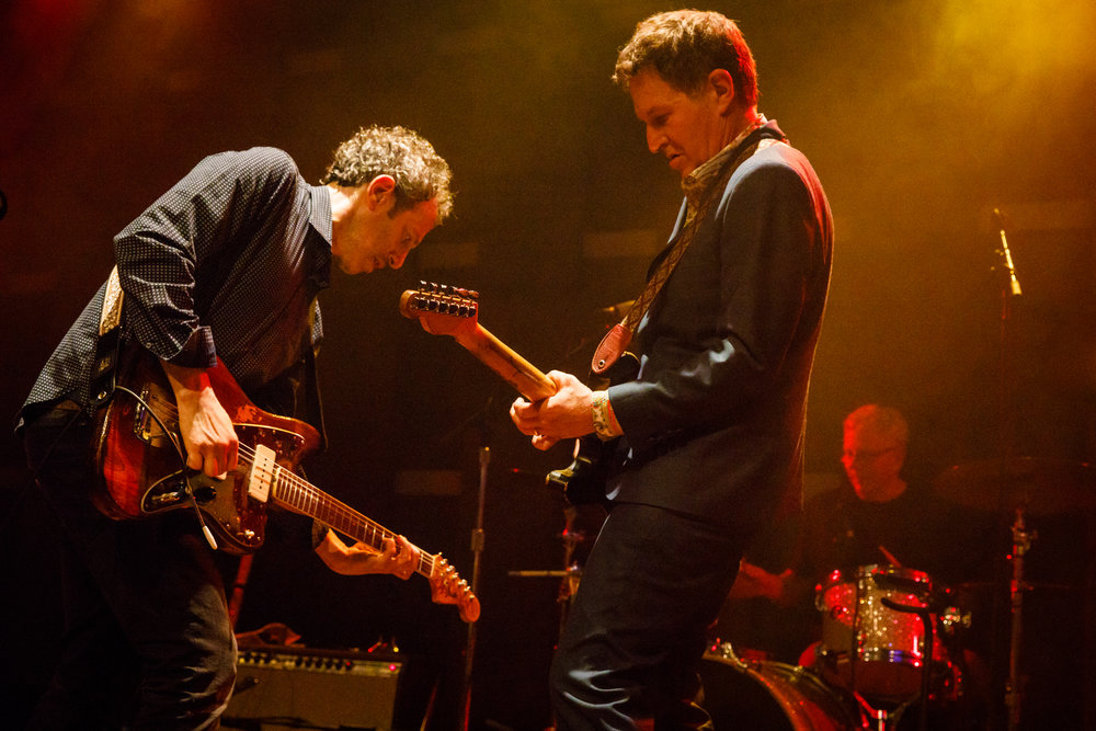 The Dream Syndicate performing at World Cafe Live in Philadelphia, PA - 5/20/2017 (photo by Matt Condon / @arcane93)