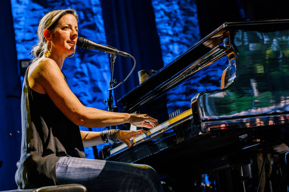 Sarah McLachlan performing at Merriweather Post Pavilion in Columbia, MD - 6/9/2017 (photo by Matt Condon / @arcane93)