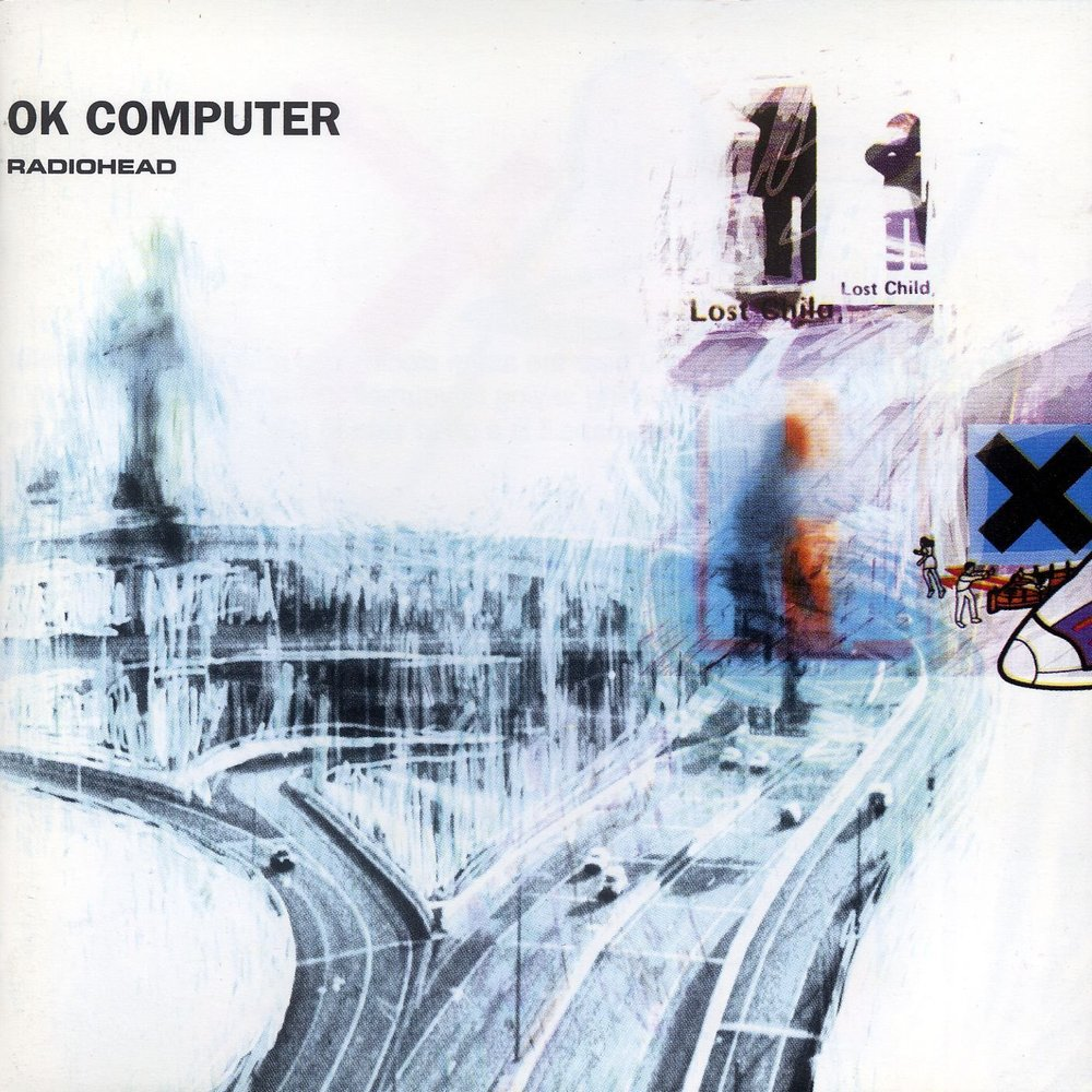 OK Computer Radiohead LINKS Official Site Facebook Twitter LISTEN ON Spotify Apple Music