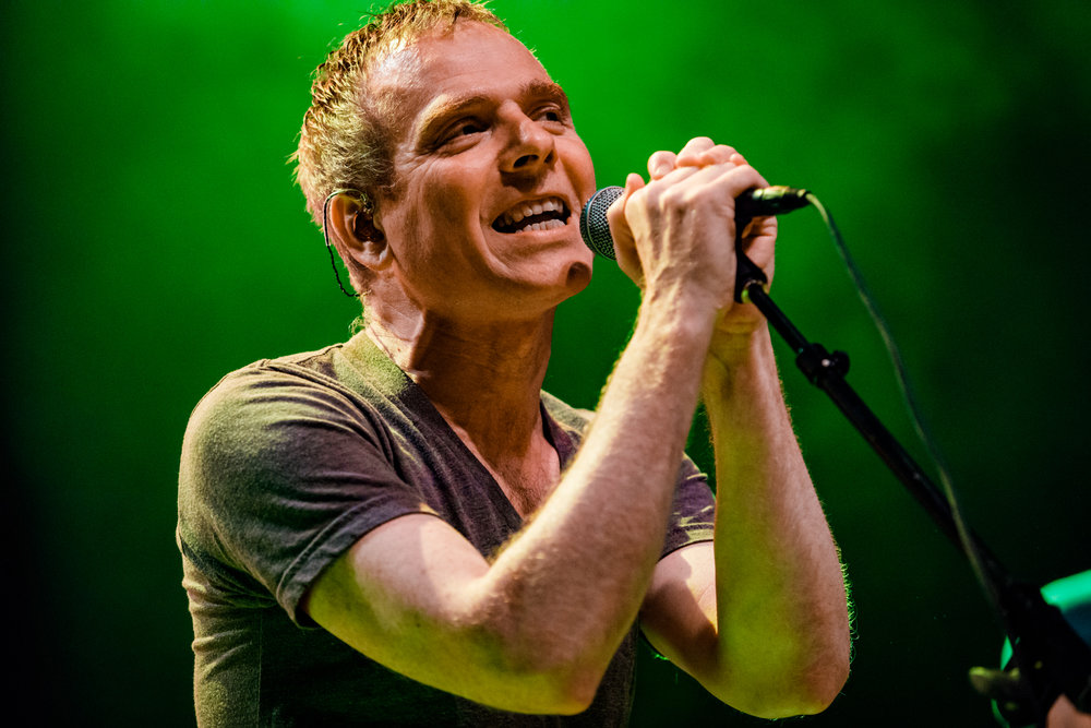 Belle and Sebastian performing at Merriweather Post Pavilion - 7/30/2017 (photo by Matt Condon / @arcane93)