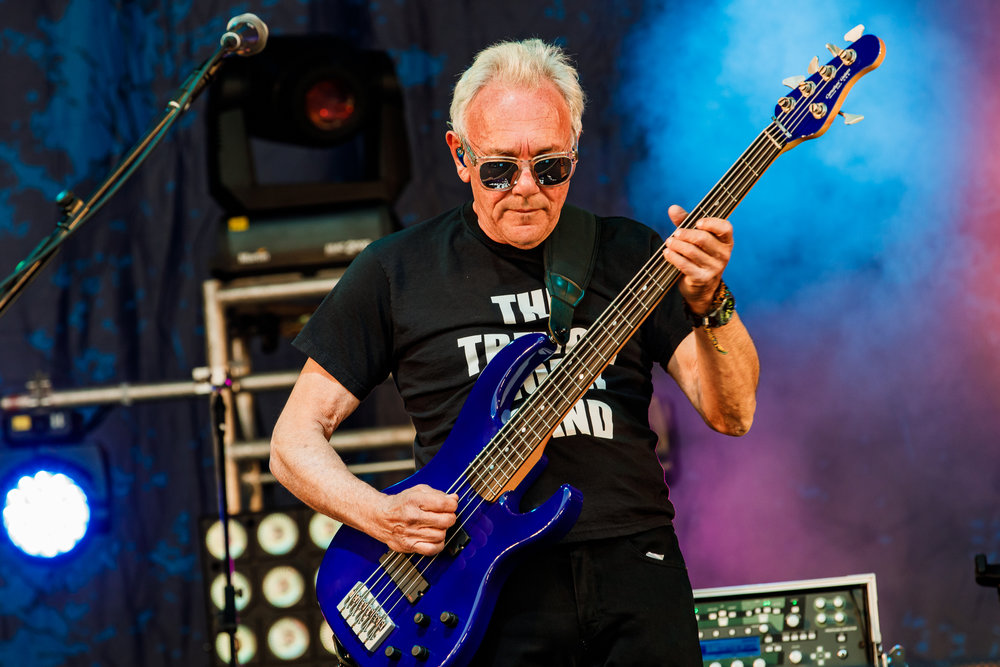 The Trevor Horn Band at Fairport's Cropredy Convention (photo by Matt Condon / @arcane93)