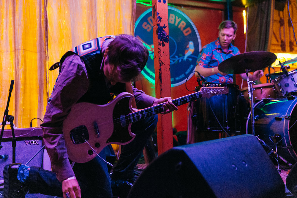 The Mattson 2 at Songbyrd (Photo by Mauricio Castro /  @themauricio )