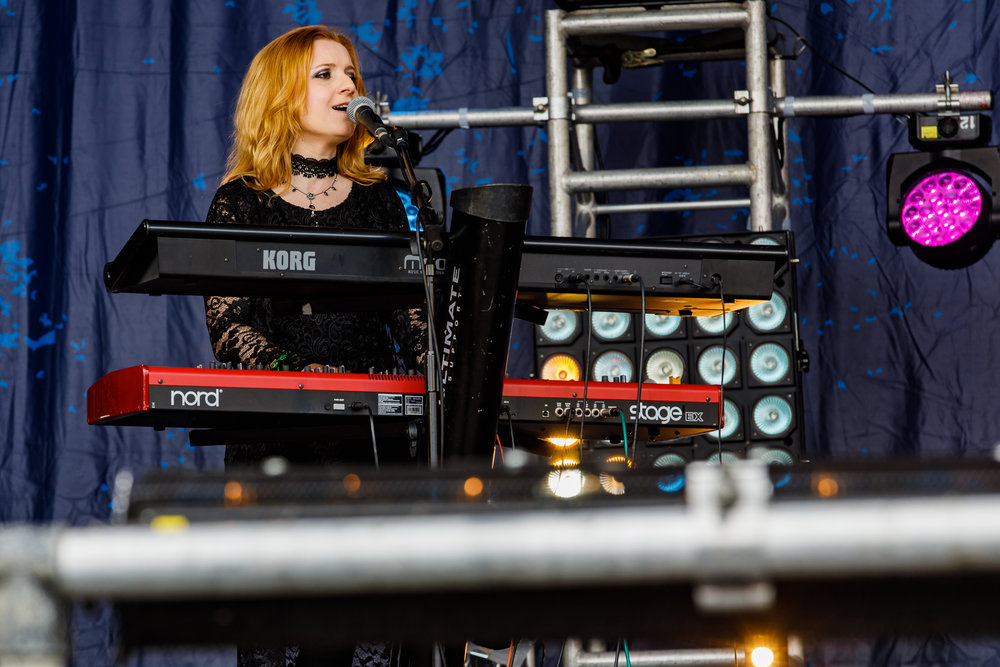 Quill at Fairport's Cropredy Convention (photo by Matt Condon / @arcane93)