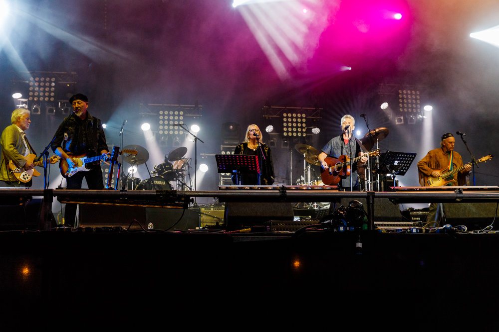 Fairport Convention at Fairport's Cropredy Convention (photo by Matt Condon / @arcane93)