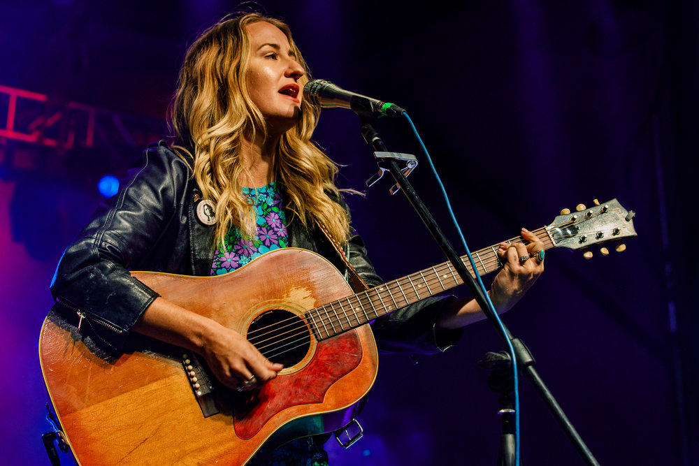 Margo Price performing at Hopscotch Music Festival 2017 in Raleigh, NC - 9/7/2017 (photo by Matt Condon / @arcane93)