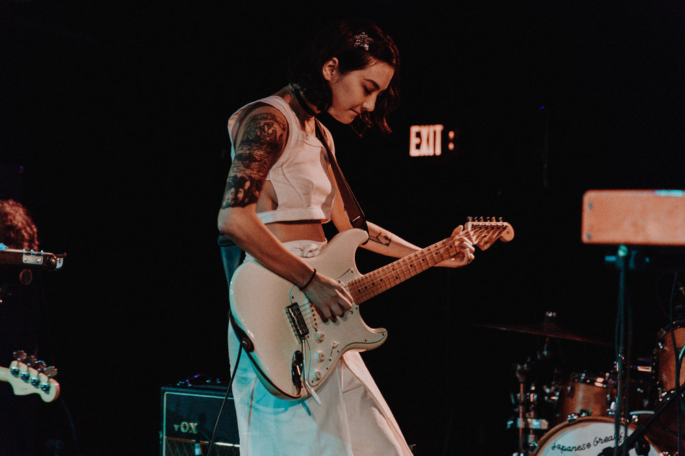 Japanese Breakfast at Black Cat (Photo by Mauricio Castro /  @themauricio )