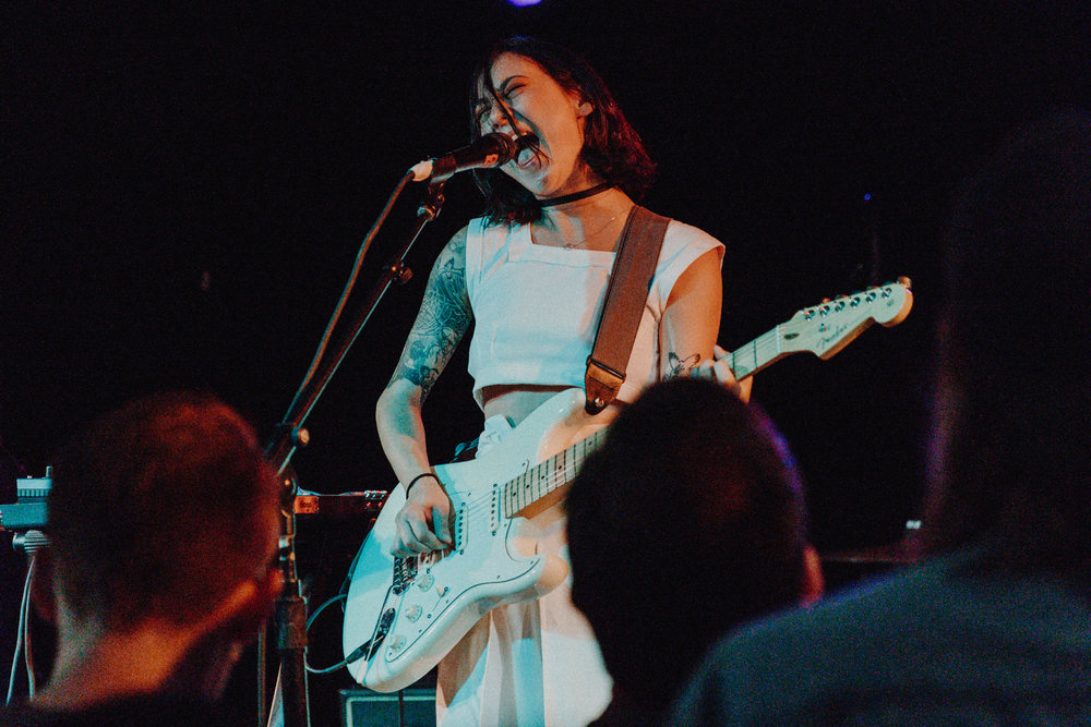 Japanese Breakfast at Black Cat (Photo by Mauricio Castro / @themauricio)