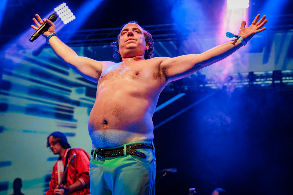 Har Mar Superstar performing at Hopscotch Music Festival 2017 in Raleigh, NC - 9/8/2017 (photo by Matt Condon / @arcane93)