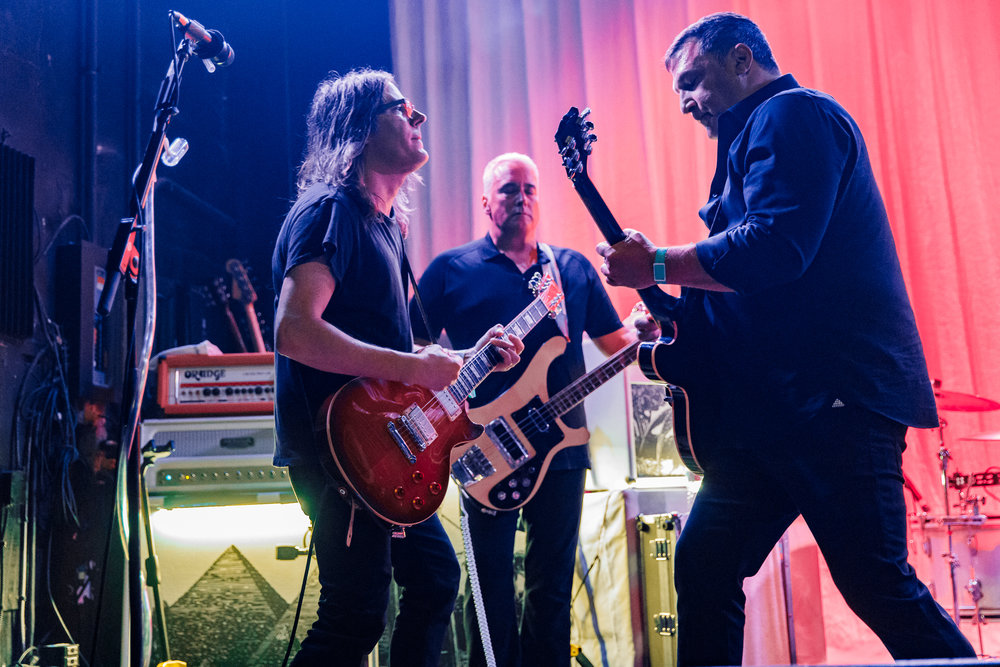 The Afghan Whigs performing at Hopscotch Music Festival 2017 in Raleigh, NC on September 8th, 2017 (photo by Matt Condon /  @arcane93 )