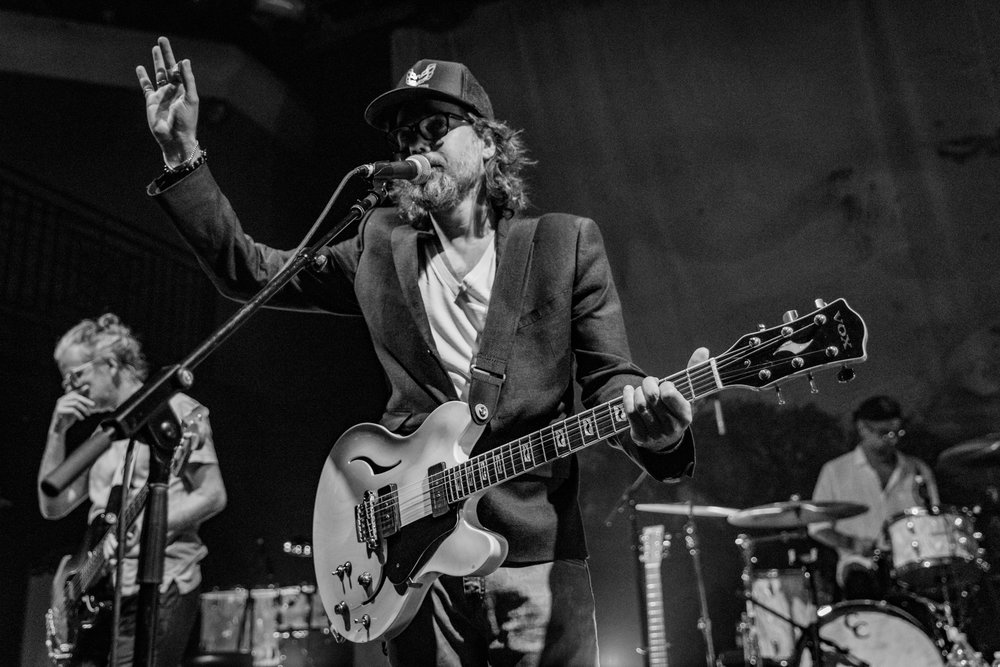Broken Social Scene performing at the 9:30 Club in Washington, DC on September 20th, 2017 (photo by Matt Condon /  @arcane93 )