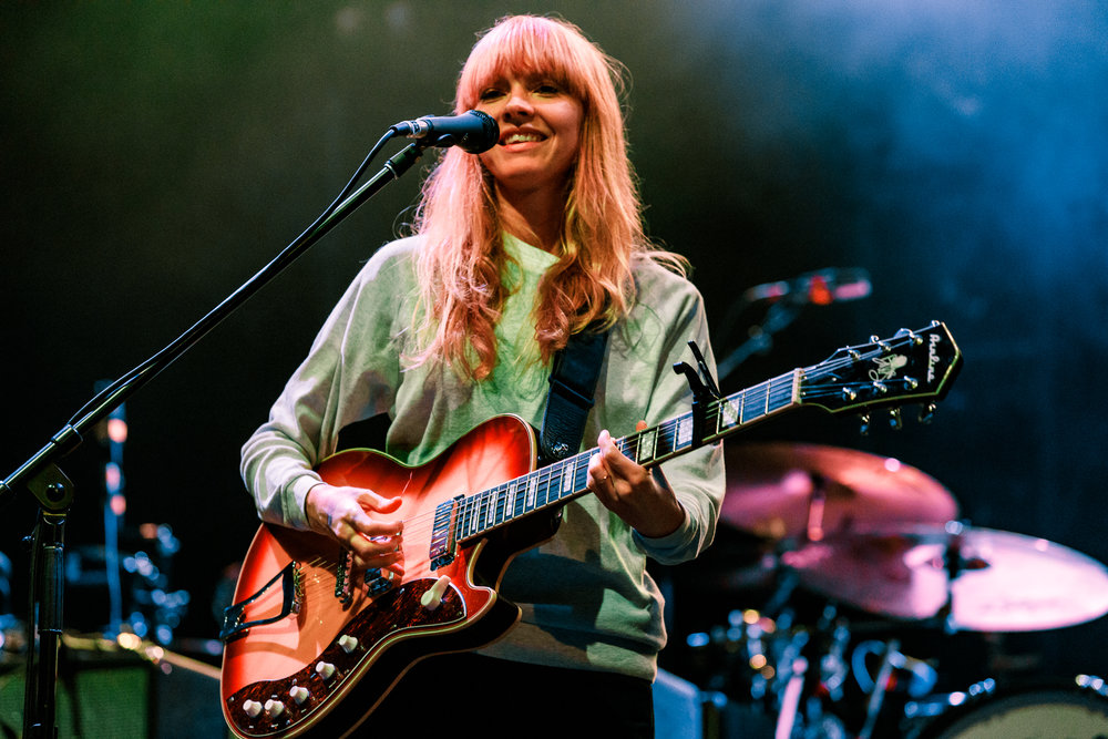 Lucy Rose performing at the Lincoln Theatre in Washington, DC - 10/7/2017 (photo by Matt Condon / @arcane93)