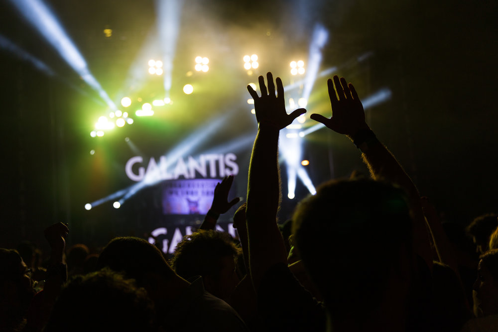 Galantis (Photo by Mauricio Castro /  @themauricio )