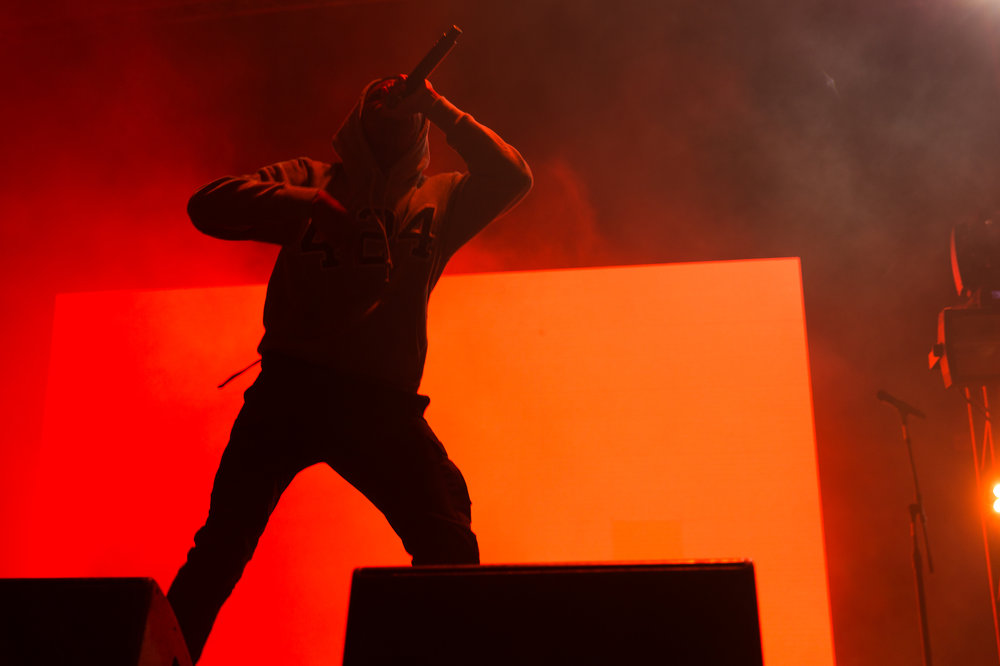 Vince Staples (Photo by Mauricio Castro /  @themauricio )