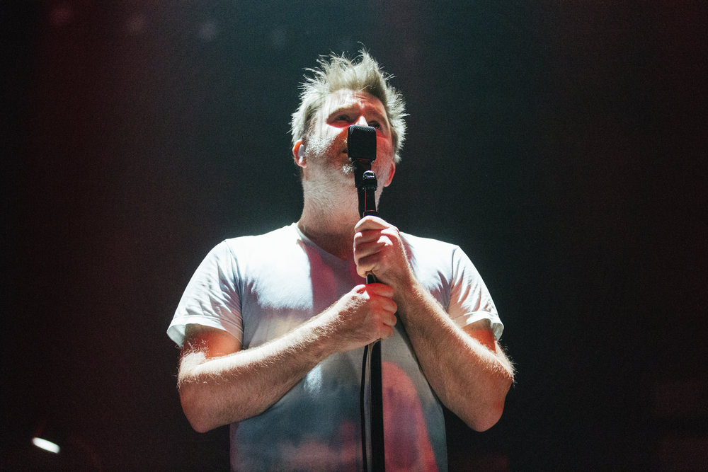 LCD Soundsystem at The Anthem (Photo by Mauricio Castro /  @themauricio )