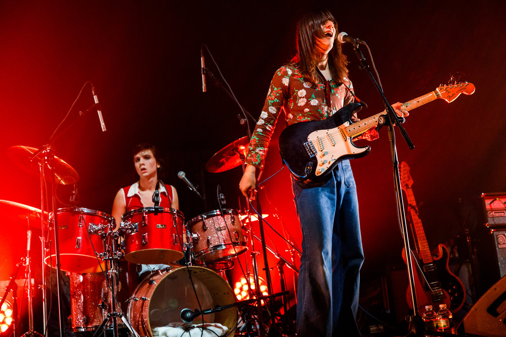 The Lemon Twigs performing at The Anthem in Washington, DC - 10/16/2017 (photo by Matt Condon / @arcane93)