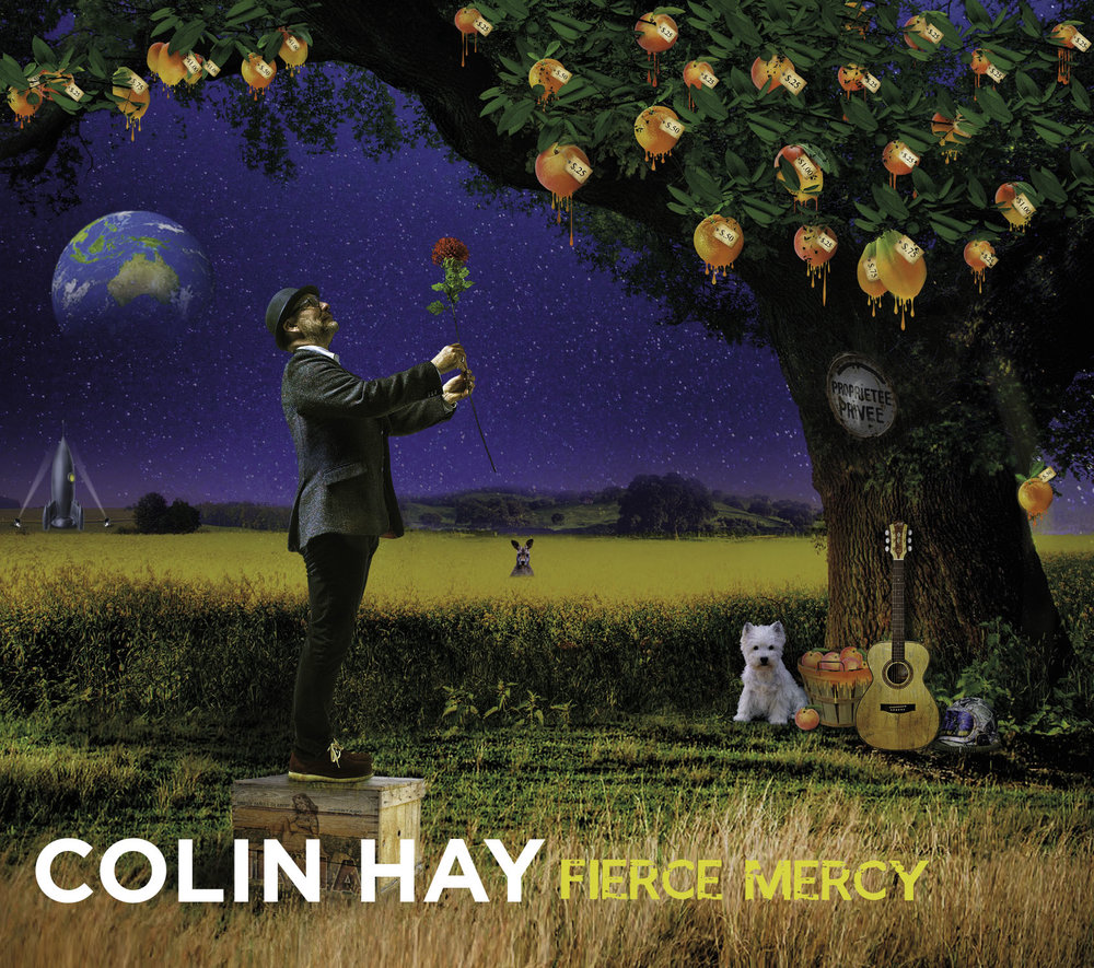 "Colin Hay Track: ""Come Tumblin' Down"" Album: Fierce Mercy"