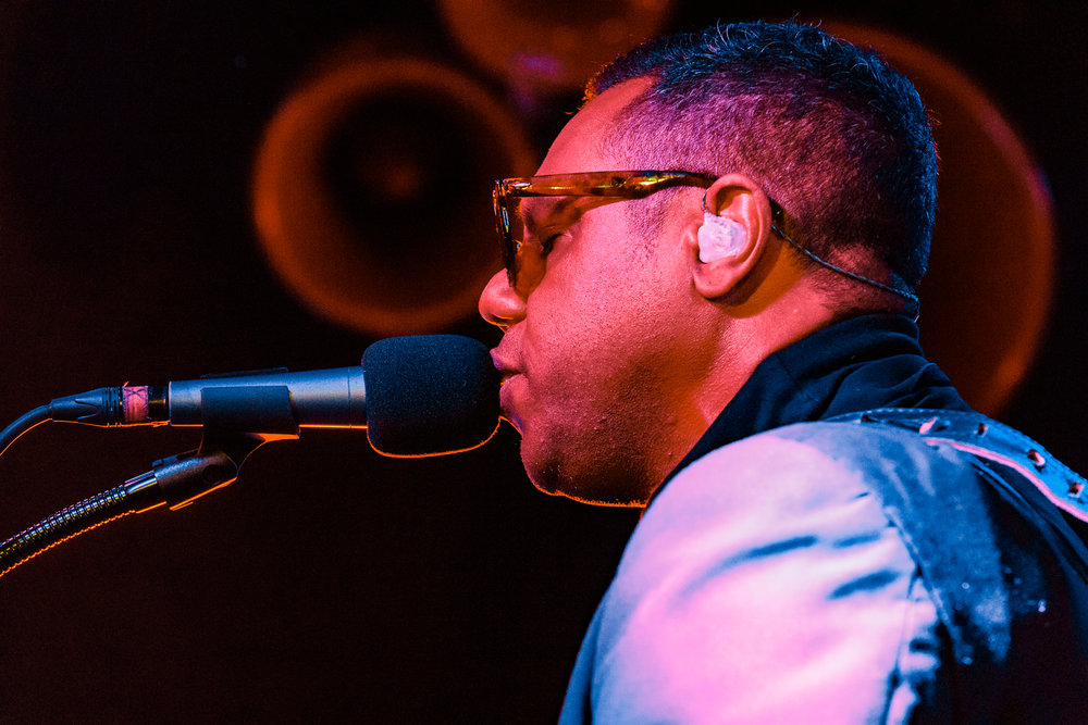 The Dears performing at DC9 in Washington, DC - 11/3/2017 (photo by Matt Condon / @arcane93)