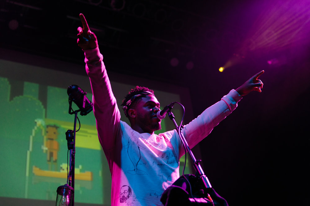 theMIND at 9:30 Club (Photo by Mauricio Castro /  @themauricio )