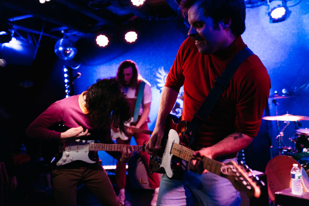 Peach Pit at DC9 (Photo by Mauricio Castro /  @themauricio )