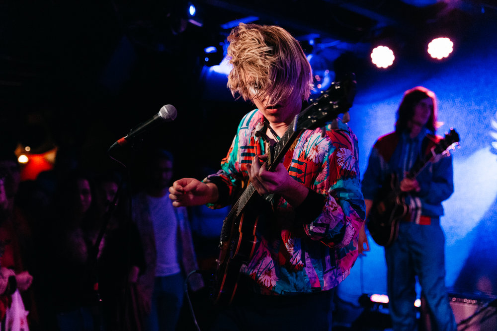 Diane Coffee at DC9 (Photo by Mauricio Castro /  @themauricio )