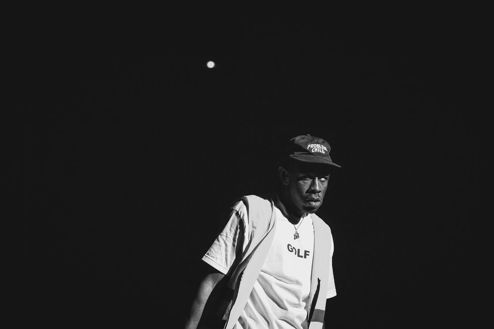 Tyler, the Creator @ The Anthem (Photo by Avery Junius /  @1takeace )