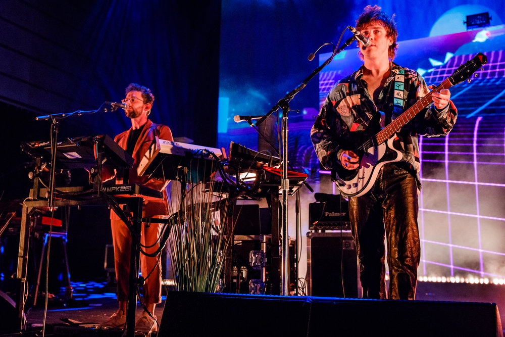 MGMT performing at The Anthem in Washington, DC on March 15th, 2018 (photo by Matt Condon / @arcane93)
