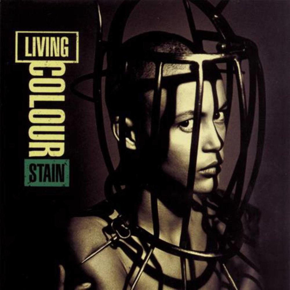 Stain  Living Colour   LINKS   Official Site   Facebook   Twitter    LISTEN ON   Spotify   Apple Music
