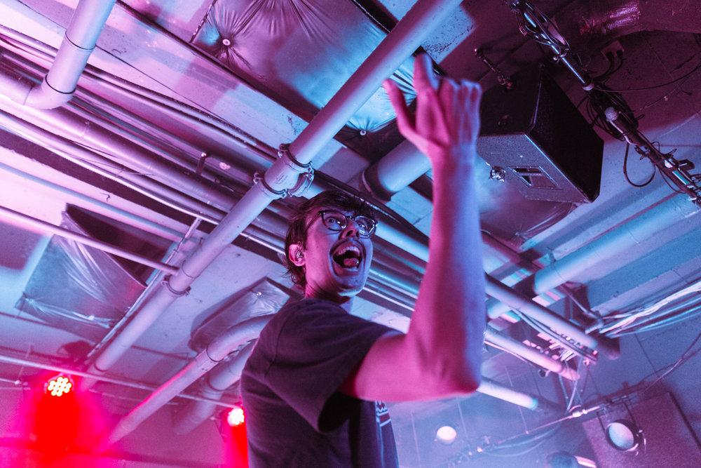 Joywave @ U Street Music Hall (Photo by Mauricio Castro /  @themauricio )