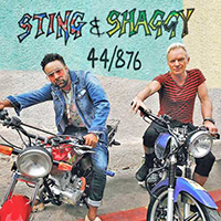 44/876  Sting and Shaggy