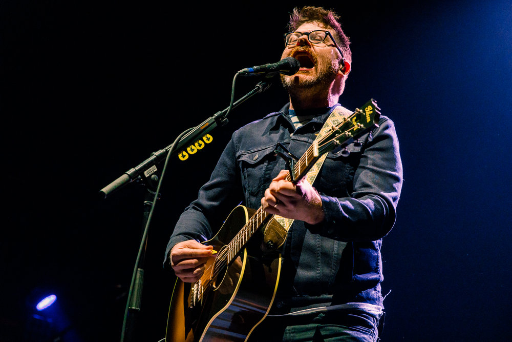 The Decemberists performing at The Anthem in Washington, DC on April 21st, 2018 (photo by Matt Condon /  @arcane93 )