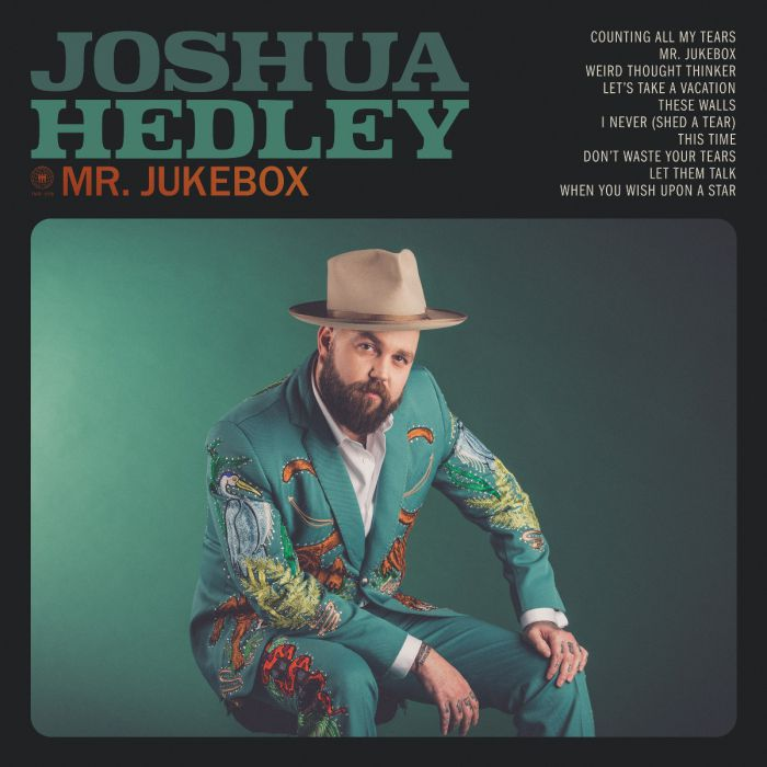 Mr. Jukebox  Joshua Hedley   LINKS   Official Site   Facebook   Twitter   Instagram    LISTEN ON   Spotify   Apple Music