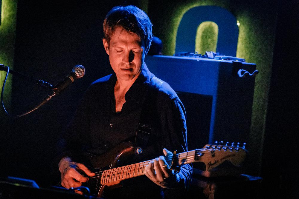 Loma performing at DC9 in Washington, DC - 5/2/2018 (photo by Matt Condon / @arcane93)